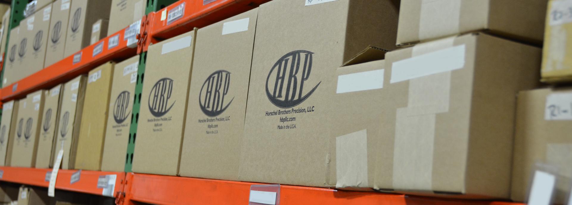Inventory Management   Horschel Brothers Precision